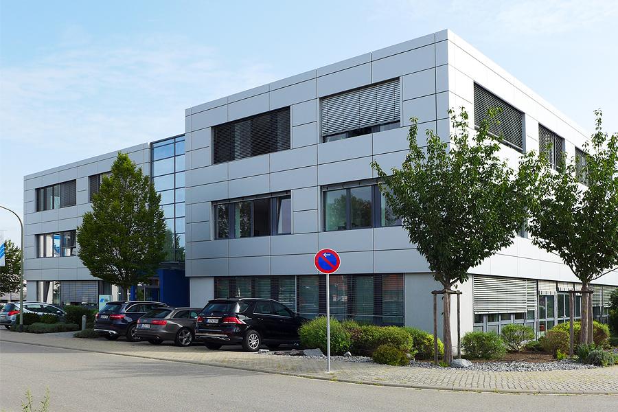 Bürohaus Ludwigshafen