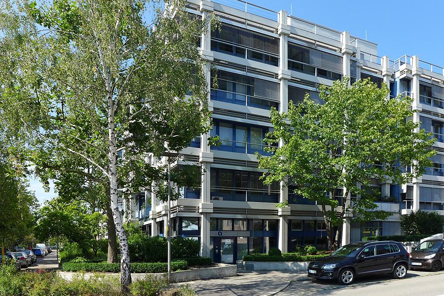 Bürohaus Stuttgart