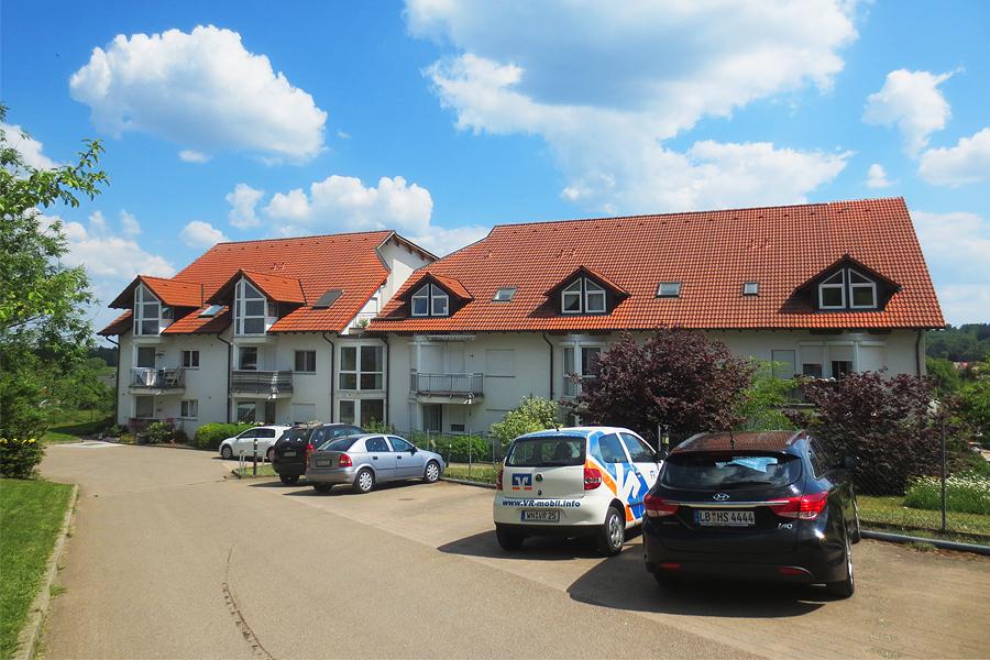Eigentumswohnungen Großerlach