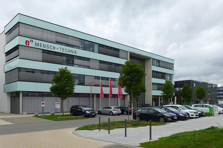 Geschäftshaus Neu-Ulm