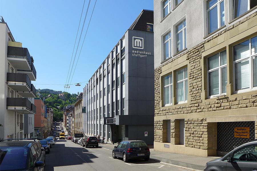 Geschäftshaus Stuttgart (Adlerstraße)