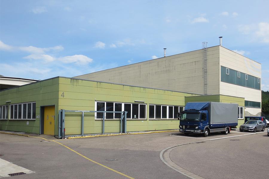 Logistik-Immobilie Stuttgart-Untertürkheim