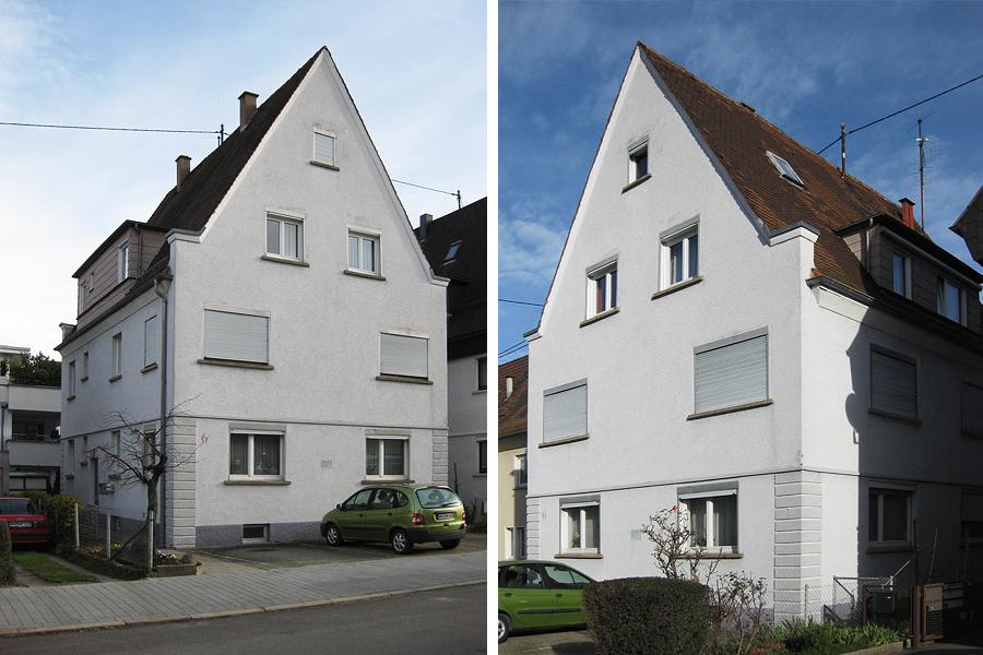 Mehrfamilienhaus Fellbach