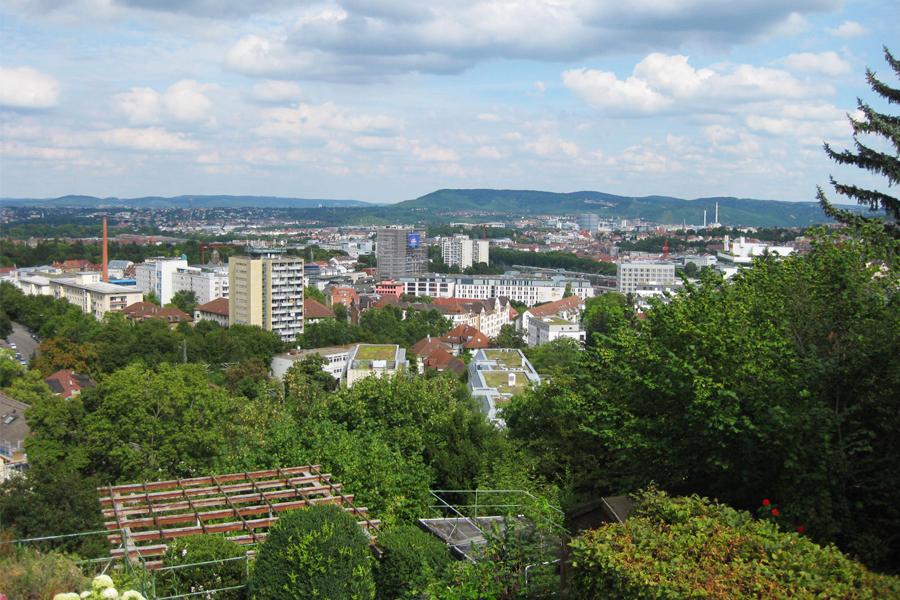 Mehrfamilienhaus Stuttgart-Killesberg